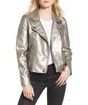 Blank NYC「Women's Blanknyc Life Changer Moto Jacket(Riders jacket)」