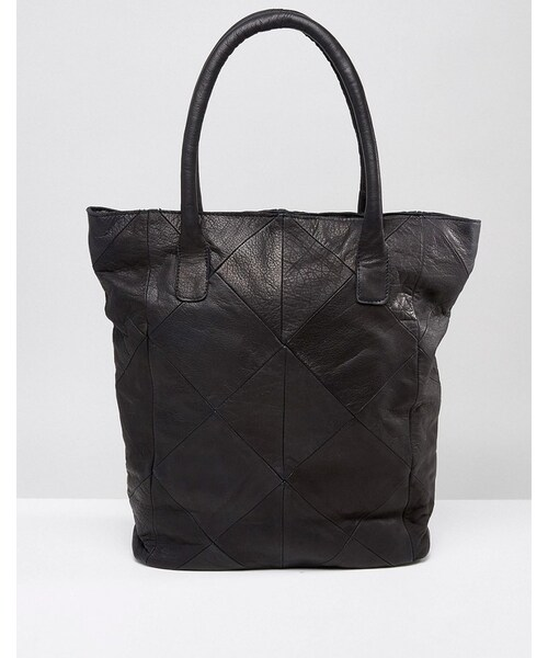 f27bcd12de62f Ichi(イチ)の「Ichi Leather Shopper(トートバッグ)」 - WEAR