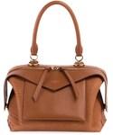 Givenchy「Givenchy Sway Medium Leather Satchel Bag(Shoulderbag)」