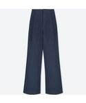 """ユニクロ Pants """"ハイウエストチノワイドパンツ(丈標準69~71cm)"""""""