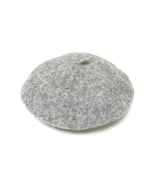 dd9e2d7799670 no brand(ノーブランド)の「キッズ ベレー帽 子供服 女の子 男の子 フェルト 帽子 キャップ 送料無料(ハンチング・ベレー帽)」 - WEAR