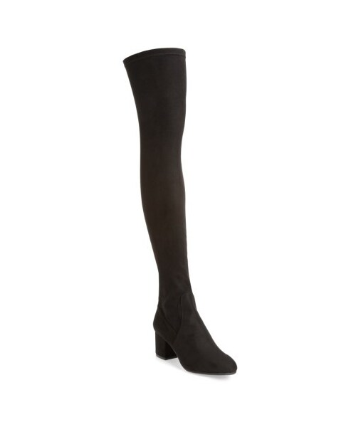 98697d33ef2 Steve Madden(スティーブマデン)の「Women s Steve Madden Isaac Over The Knee Boot(ブーツ)」  - WEAR