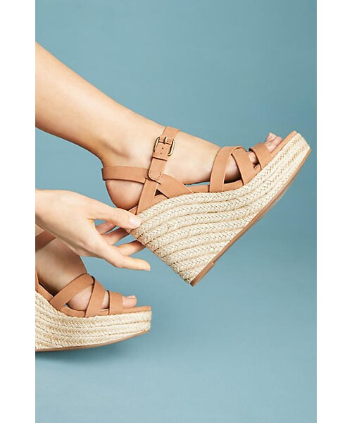 7496b9288c4 Splendid,Splendid Billie Espadrille Wedge Sandals - WEAR