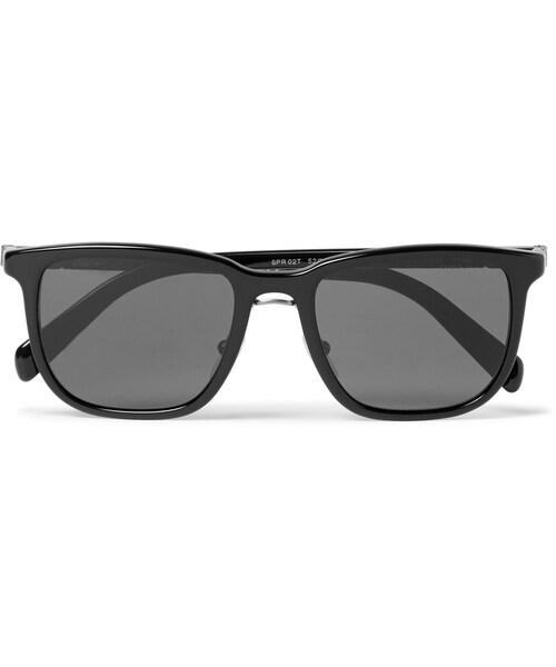 Prada,Prada D-Frame Acetate Sunglasses - WEAR