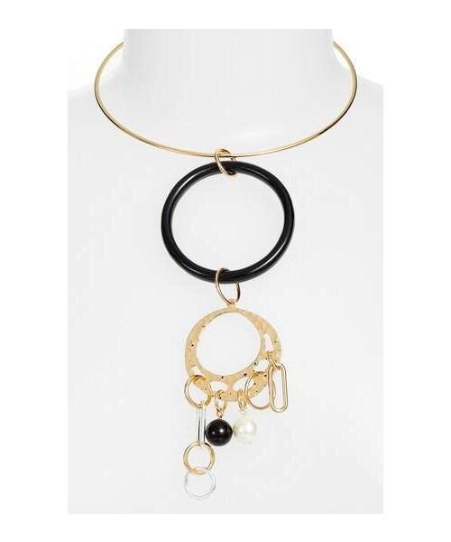 Diane von furstenbergdvf ring dvf ring pendant necklace mozeypictures Choice Image