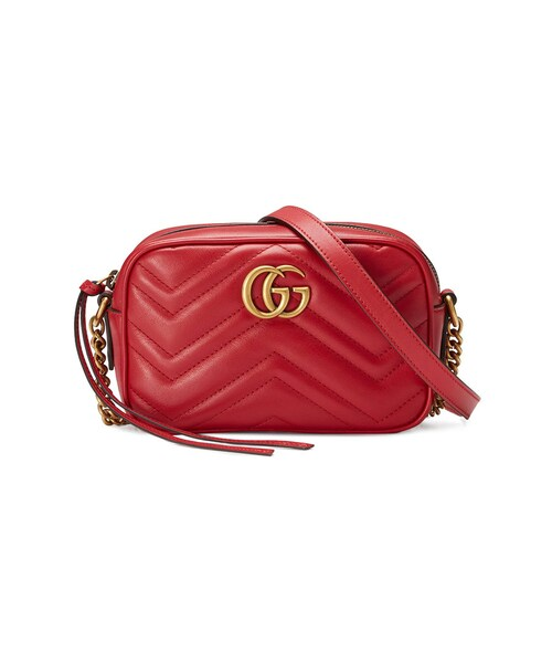 low priced 26852 5a212 Gucci(グッチ)の「Gucci - GG マーモント ショルダーバッグ ...