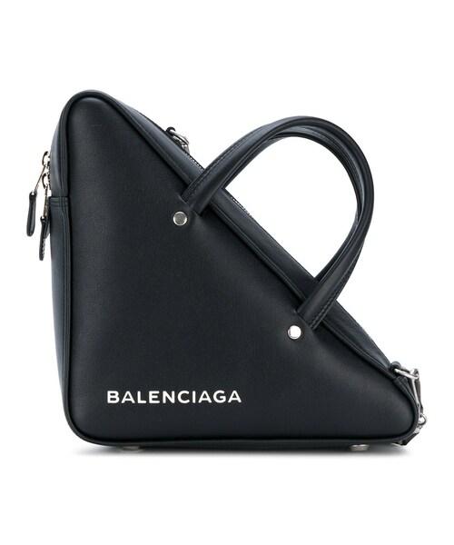 488def79fd20 Balenciaga(バレンシアガ)の「Balenciaga - トライアングル ハンドバッグ M - women - レザー - ワンサイズ( トートバッグ)」 - WEAR