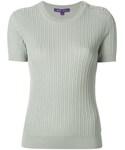 Ralph Lauren「Ralph Lauren - ショートスリーブ セーター - women - シルク/メリノウール - S(Knitwear)」