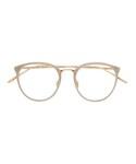 """Linda Farrow Glasses """"Linda Farrow - 251 眼鏡フレーム - unisex - チタン - ワンサイズ"""""""