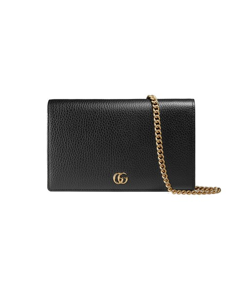 100% authentic a6552 97afb Gucci(グッチ)の「Gucci - プチ マーモント チェーン ...