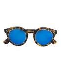 Illesteva「Illesteva - Leonard 2 Ring サングラス - women - アセテート/metal - 50(Sunglasses)」