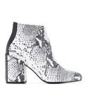 Senso「Senso - Jensen II アンクルブーツ - women - カーフレザー/Kid Leather/Synthetic Resin - 39(Boots)」