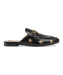 Gucci「Gucci - プリンスタウン ミュール - women - レザー/metal - 36.5(Other Shoes)」