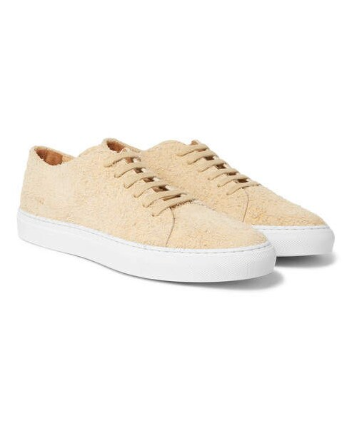 Court Brushed Suede Sneakers Common Projects bXwBwY4z