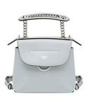 Fendi「Fendi - Back To School backpack - women - カーフレザー/コットン/ポリエステル/ポリウレタン - ワンサイズ(Backpack)」