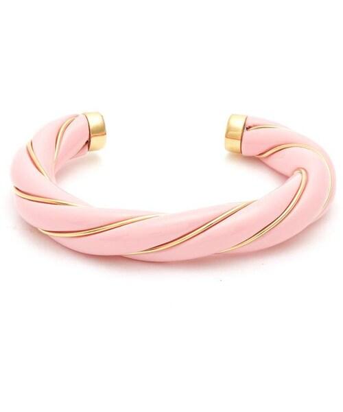 Diana gold-plated twisted cuff Aur CzBc8p6