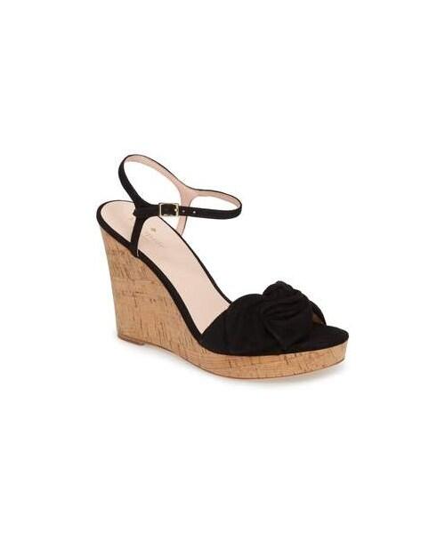 Kate Spade New York Janae Platform Wedge Sandals QXQRmdS