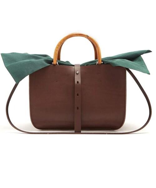 2018 Sale Online Muun Marian square leather tote Discount Cost EW3XVgxF