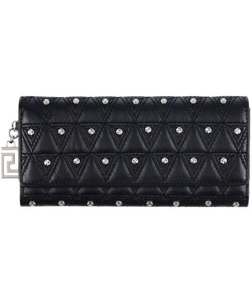 39e5a5e68556 Gianni Versace(ジャンニヴェルサーチ)の「GIANNI VERSACE Wallets(財布)」 - WEAR