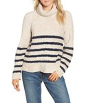 Madewell「Madewell Mariner Stripe Turtleneck Sweater(Knitwear)」