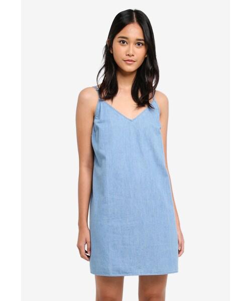 ca84d1e4040896 Cotton On,Woven Margot Slip Dress - WEAR