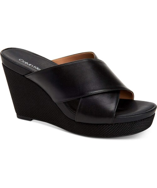 Calvin Klein SandalsCreated calvin Women's Klein Wedge For Jacolyn E2Ybe9DHWI