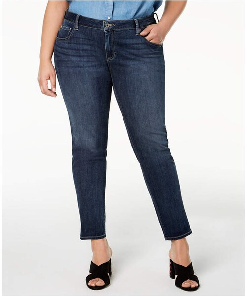 59ba2a4cb763 Lucky Brand,Lucky Brand Trendy Plus Size Ginger Skinny Jeans - WEAR