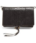 "Stella McCartney Handbag ""STELLA MCCARTNEY Alter snakeskin-effect faux-leather bag"""