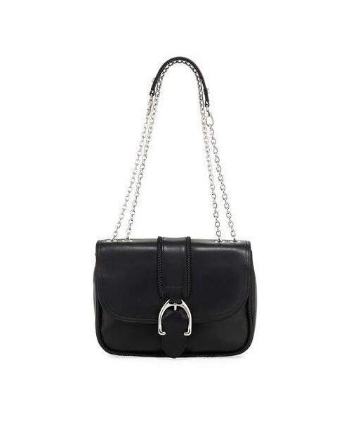 b8e796d8800f Longchamp(ロンシャン)の「Longchamp Amazone Leather Shoulder Bag(ショルダーバッグ)」 - WEAR
