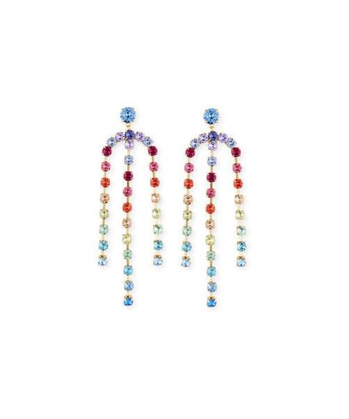 Lulu Frost Rainbow Statement Earrings 8hoSGwZ