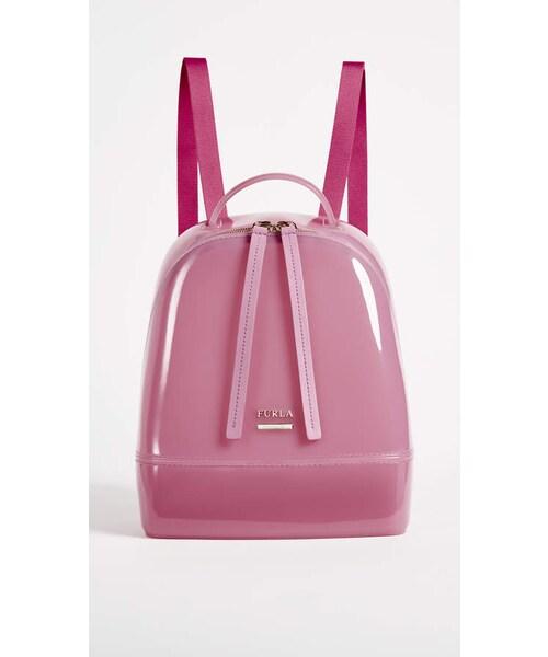 c8210add2398 Furla(フルラ)の「Furla Candy Small Backpack(バックパック/リュック)」 - WEAR