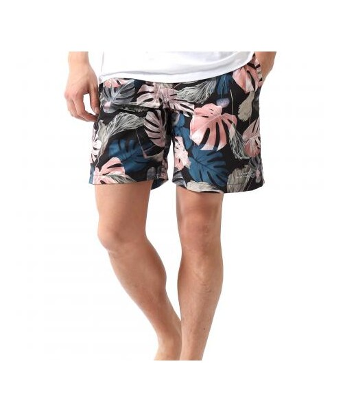 9694bfb2d739f SATURDAYS NYC(サタデーズ ニューヨークシティ)の「SATURDAYS NEW YORK CITY Trent Monstera Swim  short(その他)」 - WEAR