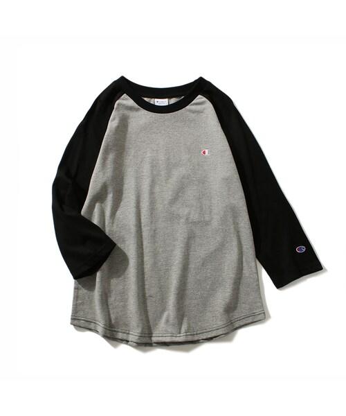 cheap for discount db7fc e86cf GUCCI(グッチ)の「CHAMPION チャンピオン Tシャツ 半袖 tee ...