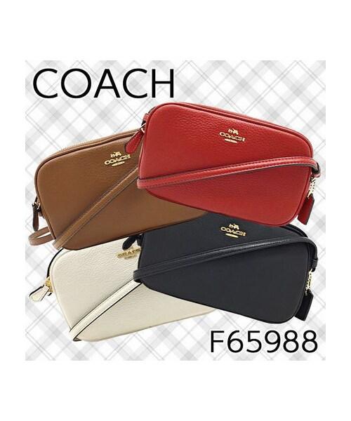 best website 60d4d f05c2 COACH(コーチ)の「コーチ ショルダーバッグ レディース COACH ...