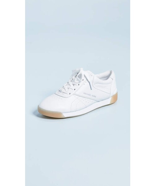 66ead7c972 MICHAEL Michael Kors,MICHAEL Michael Kors Addie Lace Up Sneakers - WEAR