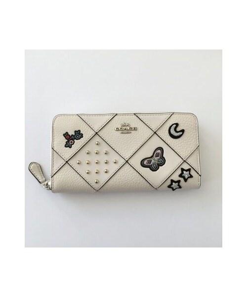 buy popular 80e9a 248c8 COACH(コーチ)の「【COACH】新作・限定☆素敵なレザーパッチ ...
