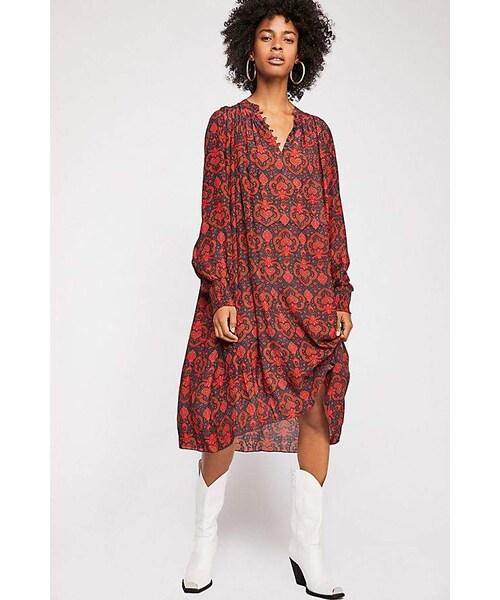 antik Batik Myle Midi Wear Dress Batik Antik 0wPX8nOk