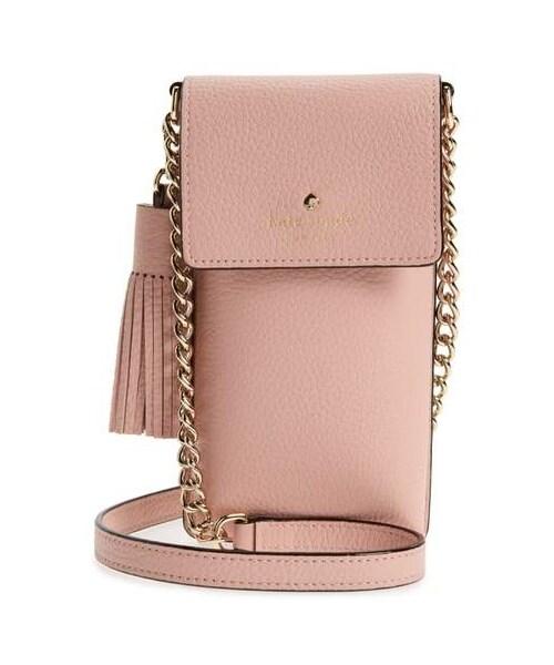 0755c5c3b1da Kate Spade,Kate Spade New York North/South Leather Smartphone Crossbody Bag  - WEAR