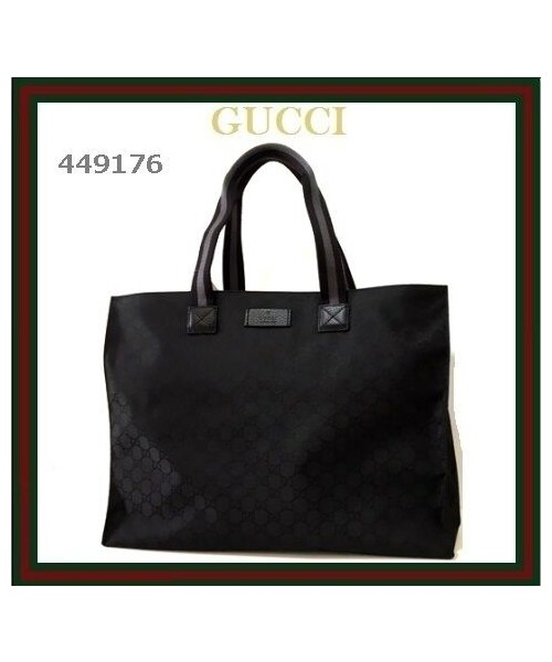 buy popular 2e9e2 2c695 GUCCI(グッチ)の「即発送【GUCCI 軽量GG ナイロン トート ...