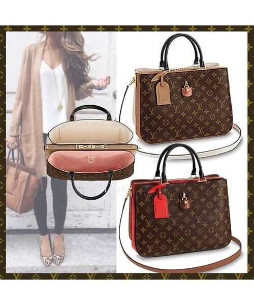 finest selection bc5cd a3522 LOUIS VUITTON(ルイヴィトン)の「【新作】18SS ルイヴィトン ...