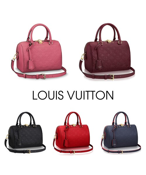 newest f2d6f 1fff9 LOUIS VUITTON(ルイヴィトン)の「ルイヴィトン スピーディ ...
