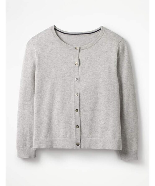 Boden Boden Favourite Crew Neck Cropped Cardigan Wear