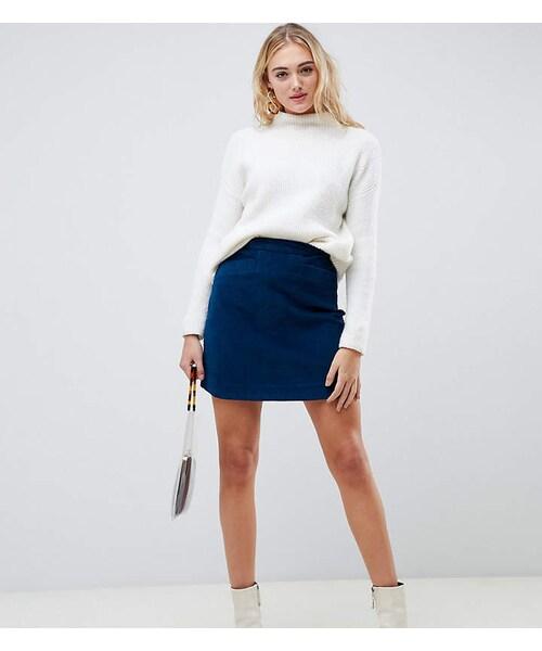 95bd6b310b Vero Moda,Vero Moda Tall Cord Mini Skirt - WEAR