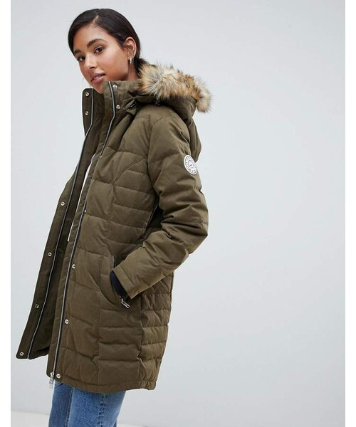 Do jack wills use real fur?