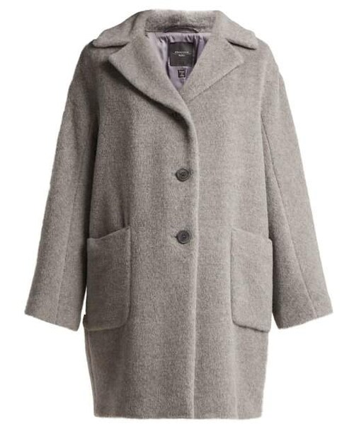 00189105f26a1 Max Mara,Weekend Max Mara - Green Coat - Womens - Grey - WEAR