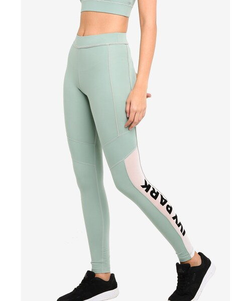 b0b23523da6691 Ivy Park(アイビーパーク)の「Sheer Flocked Active Logo Leggings(その他)」 - WEAR