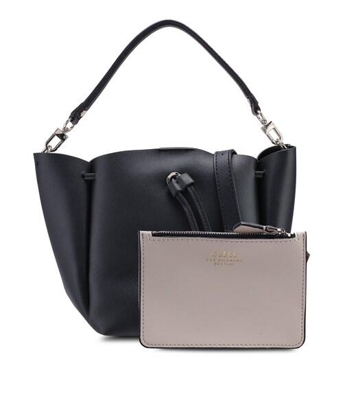 54e6132168a51 Guess(ゲス)の「Ella Mini Bucket Bag(バッグ)」 - WEAR