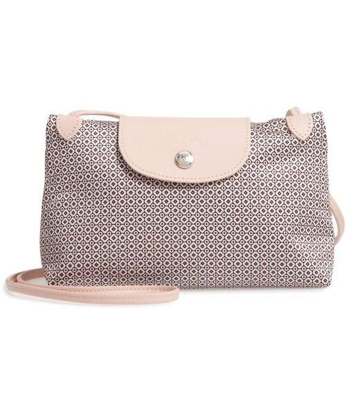 271c99cc8ea6 Longchamp(ロンシャン)の「Longchamp Le Pliage Dandy Print Nylon Crossbody Bag( ショルダーバッグ)」 - WEAR