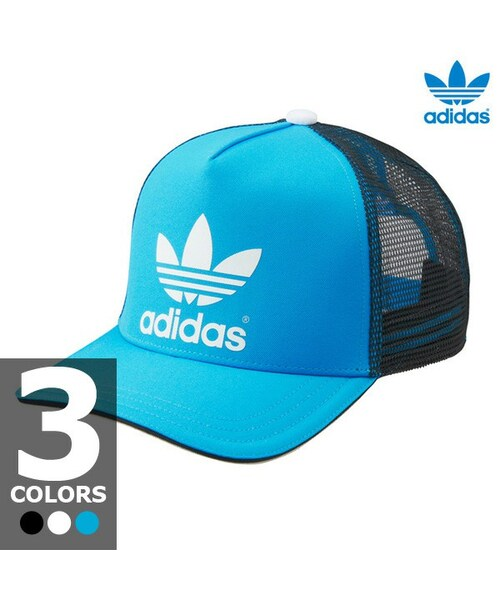 adidas(アディダス)の「adidas Originals AC TRUCKER CAP 3色展開(その他)」 - WEAR 94c84f42b8ad