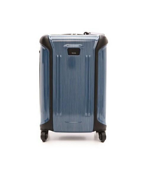 f8b0b8fa9d Tumi(トゥミ)の「Tumi International Carry On(スーツケース/キャリーバッグ)」 - WEAR